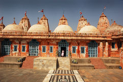 Temple in India Stock Image