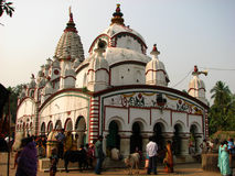 Temple in India. Chandaneswar temple, Orissa, India, and its surroundings Royalty Free Stock Photo