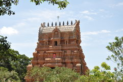 Temple of indian. A modern temple of Indian Stock Photo