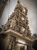 Temple. Indian temple religion beauty stock images