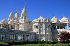 Temple indien à Toronto photographie stock