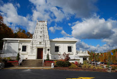 Temple indien Photos stock