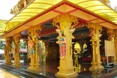 temple indien Image stock