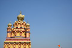 Temple indien Image libre de droits