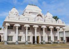 Temple indien (temple swamy d'Amaranrayana) Photos libres de droits