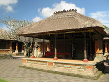 Temple (Indonesia, Bali) Royalty Free Stock Photography