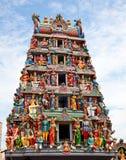 Temple indou Photo libre de droits