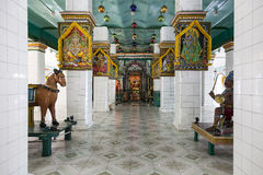 Temple indou Photo stock