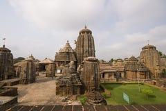Temple indou antique Photographie stock libre de droits
