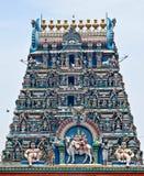 Temple indou de Balaji Photographie stock