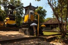 Temple indou de Balinese photographie stock libre de droits