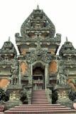 Temple indou de Balinese Images stock