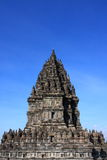 Temple indou de Prambanan Photos stock