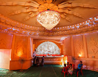 Temple indou indien de Durga, tombeau Photographie stock libre de droits