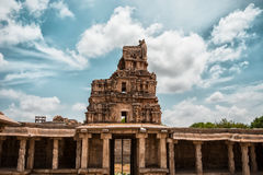 Temple. Its been taken in Hampi Stock Image