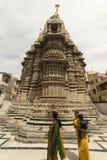 Temple Jagdish Temple Udaipur, India January 2016 rajastan Royalty Free Stock Image