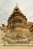 Temple Jagdish Temple Udaipur, India January 2016 rajastan Stock Photos