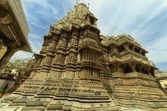 Temple Jagdish Temple Udaipur, India January 2016 rajastan Royalty Free Stock Photos