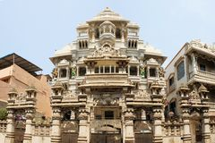Temple Jain dans Chennai, Inde Photo stock