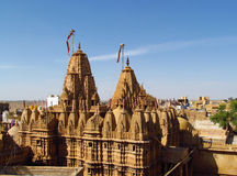 Temple Jain dans l'Inde, jaïnisme image libre de droits