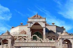 Temple jain de Nareli, ajmer Ràjasthàn, Inde Photo stock