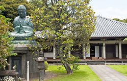 Temple in Japan Royalty Free Stock Image