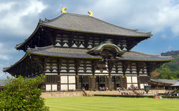Temple in Japan Stock Images