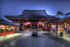 Temple in Japan Royalty Free Stock Photography