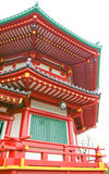 Temple japonais Images stock