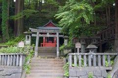 Temple japonais Photo stock