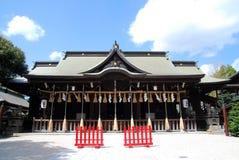 Temple japonais Photos libres de droits