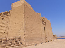 Temple of Kalabsha (Egypt) Stock Photography