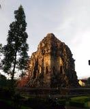 temple kalasan de l'Indonésie Image libre de droits