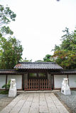 Temple of Kamakura Royalty Free Stock Photos