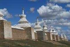 The Temple of Karakorum Stock Photo