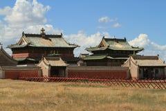 The Temple of Karakorum Stock Photography