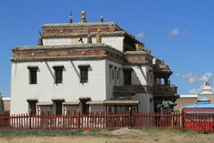 The Temple of Karakorum Royalty Free Stock Images