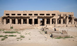 Temple of Karnak Stock Photography
