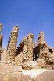 Temple of Karnak Ruins  Stock Photos