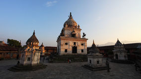 Temple in Kathmandu Royalty Free Stock Photography