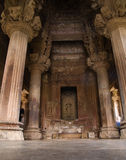 Temple in Khajuraho Stock Images