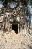 Temple Koh Ker Complex de landau de Prasat image libre de droits