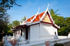 Temple in Koh Phangan Royalty Free Stock Photo