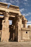 Temple of Kom Ombo Stock Photography