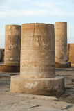 Temple of Kom Ombo Royalty Free Stock Photos