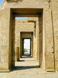 Temple of Kom Ombo, Egypt, dated 2th Century BC Royalty Free Stock Images