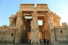 Temple of Kom Ombo Royalty Free Stock Image