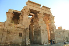 Temple of Kom Ombo Royalty Free Stock Images