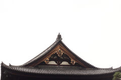 The temple in kyoto Japan. Royalty Free Stock Photo