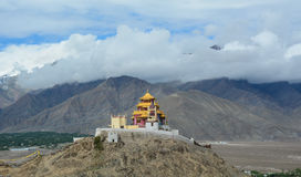 Temple in Ladakh, India Stock Image